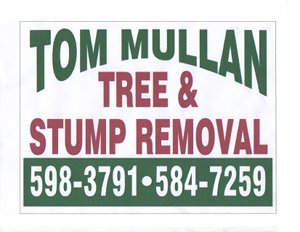 Tom Mullan Tree Service and Stump Removal